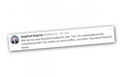 Richter: Der Stiftungsrat der Stiftung Sächsische Gedenkstätten sollte einschreiten!