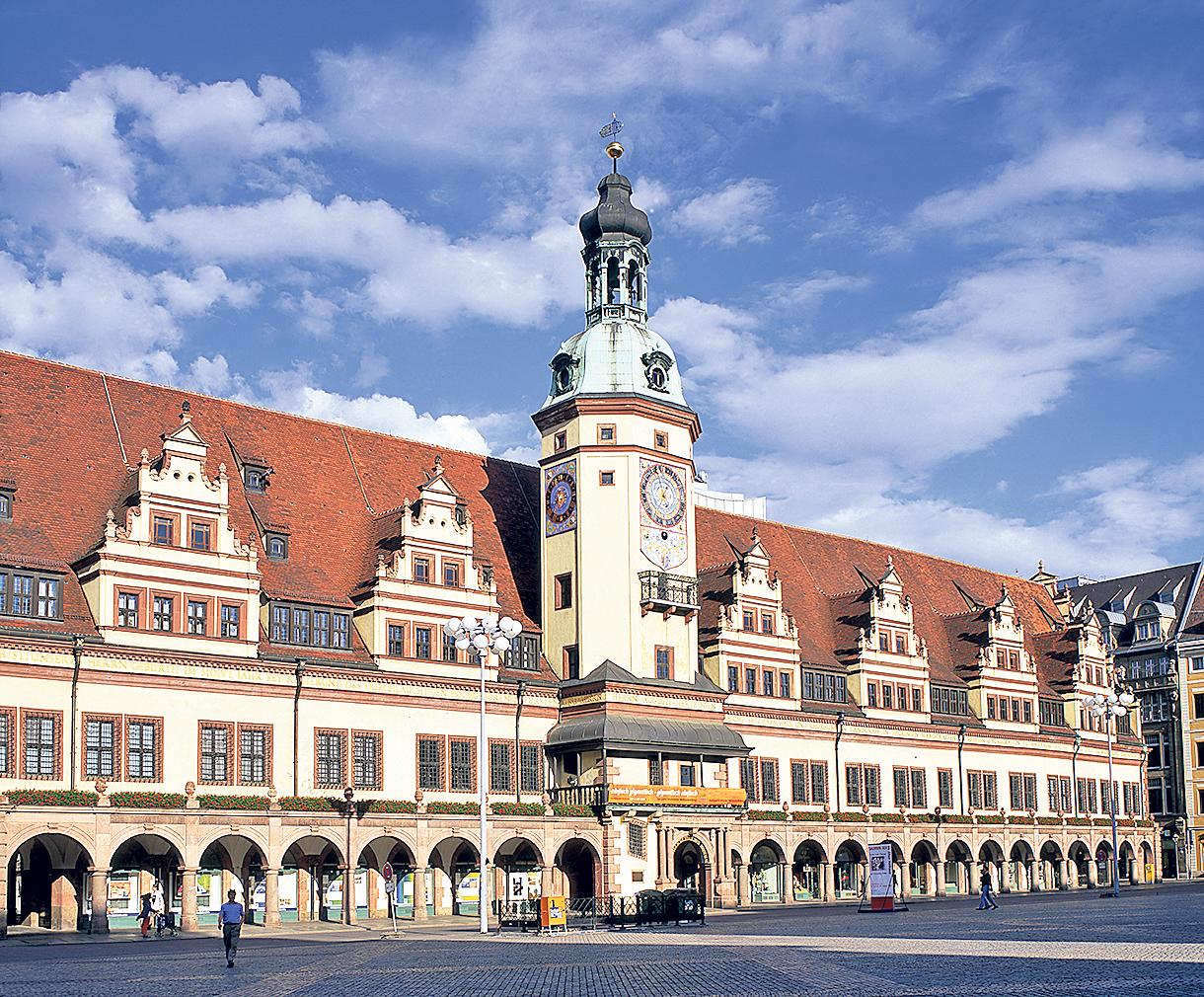Wichtige Standortentscheidung – für Leipzig und die neuen Länder
