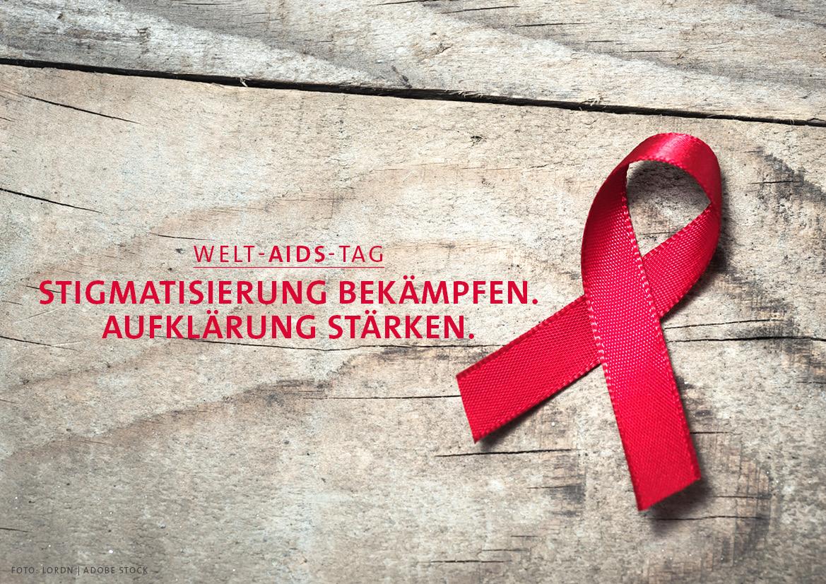 Stigmatisierung bekämpfen – Aufklärung stärken